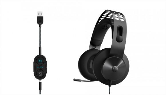 Lenovo Mänguri kõrvaklapid Legion H500