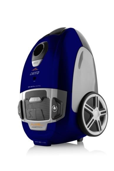 ETA ETA Vacuum cleaner Tiara II ETA149290020 Bagged, 700 W, 4 L, 68 dB, 230 V, Blue,