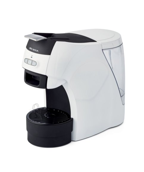 Ariete Ariete Coffee Maker 1301 Pump pressure 15 bar, Semi-automatic, 1100 W, White/ black