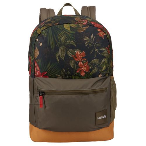 """Case Logic Case Logic Commence CCAM-1116 Fits up to size 15.6 """", Multi Floral, 24 L, Shoulder strap, Backpack"""
