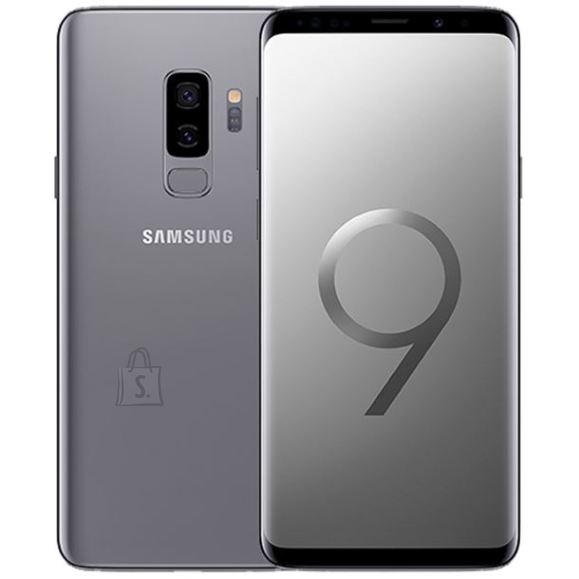 Samsung Galaxy S9+ G965F Titanium Gray, 6.2 nutitelefon