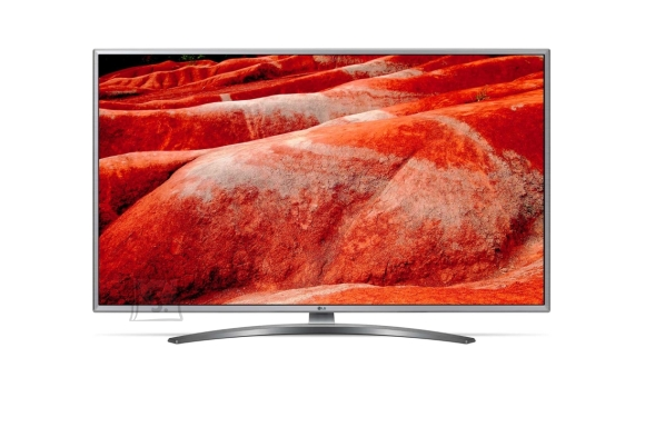 "LG LG 43UM7600PLB 43"" (108 cm), Smart TV, Ultra HD LED, 3840 x 2160, Wi-Fi, DVB-T/T2/C/S/S2, Silver"