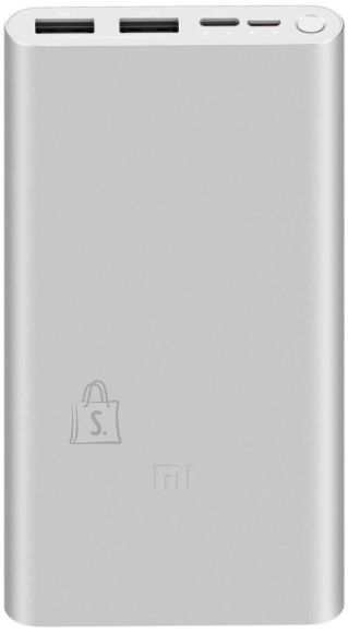 Xiaomi Xiaomi Mi 18W Fast Charge Power Bank 3 10000 mAh, Silver