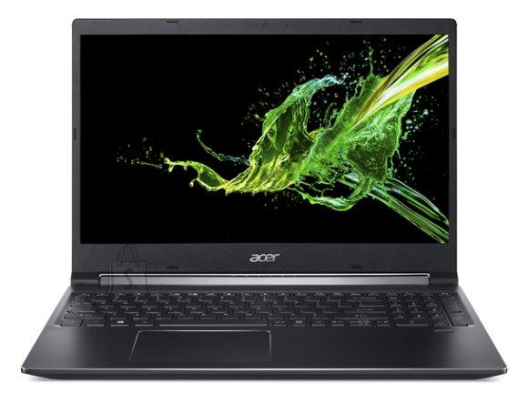 "Acer Acer Aspire 7 A715-74G-78SM Charcoal Black, 15.6 "", IPS, Full-HD, 1920 x 1080 pixels, Matt, Intel Core i7, i7-9750H, 8 GB, DDR4, SSD 256 GB, NVIDIA GeForce GTX 1650, GDDR5, 4 GB, No ODD, Windows 10 Home, 802.11 ax/ac/a/b/g/n, Bluetooth version 5.0, Keyboard language English, Keyboard backlit, Warranty 24 month(s), Battery warranty 12 month(s)"
