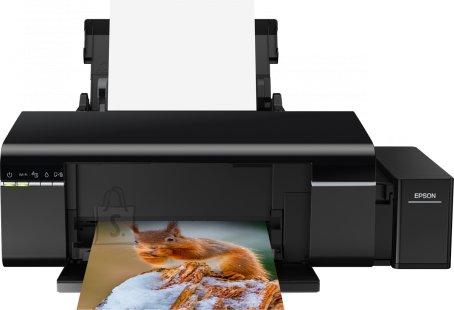 Epson Epson L L805 Colour, Inkjet, Photo Printer, Wi-Fi, A4, Black