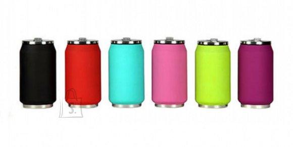 Yoko Design Yoko Design Isotherm Tin Can 280 ml, Soft touch lime