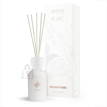 Mr&Mrs Mr&Mrs BLANC Rosewood of Quebec Liquid diffuser, Citrus, spice, patchouly