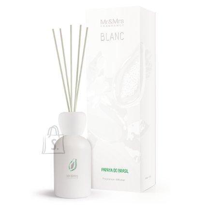 Mr&Mrs Mr&Mrs BLANC Papaya Do Brasil Liquid diffuser, Papaya, jasmine, vanilla