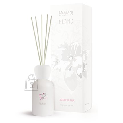 Mr&Mrs Mr&Mrs BLANC Jasmine Of Ibiza 250ml, Liquid diffuser, Jasmine/Ivy/Musk