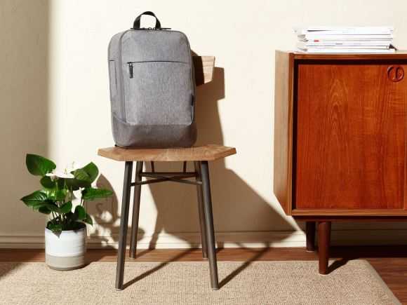 """Targus Targus CityLite Convertible TSB937GL Fits up to size 15.6 """", Grey, Messenger - Briefcase/Backpack"""