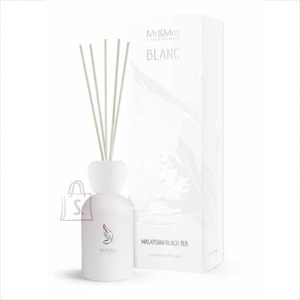 Mr&Mrs Mr&Mrs BLANC Malaysian black tea 250 ml, Liquid diffuser, Flower-Spicy