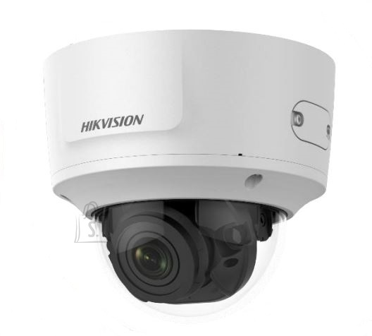 Hikvision IP Camera DS-2CD2785G0-IZS Dome, 8 MP, 2.8-12mm/F1.4, Power over Ethernet (PoE), IP67, IK10, H.265+, Micro SD, Max.128GB