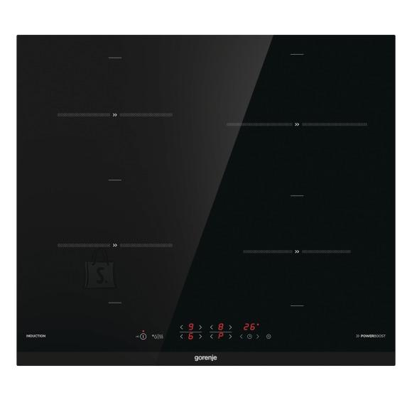 Gorenje Gorenje Hob IT641BCSC Induction, Number of burners/cooking zones 4, Black, Display, Timer