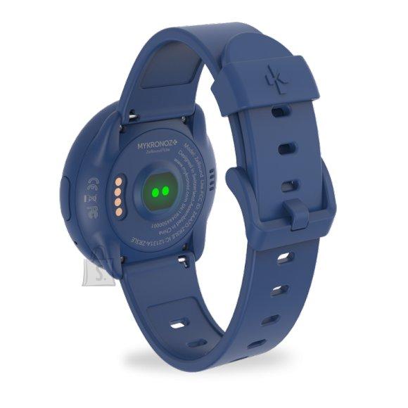 MyKronoz MyKronoz Smartwatch Zeround 3 Lite Navy/ navy, 260 mAh, Touchscreen, Bluetooth, Heart rate monitor, Waterproof, IP67 m