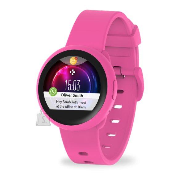 MyKronoz MyKronoz Smartwatch Zeround 3 Lite Pink/ pink, 260 mAh, Touchscreen, Bluetooth, Heart rate monitor, Waterproof, IP67 m