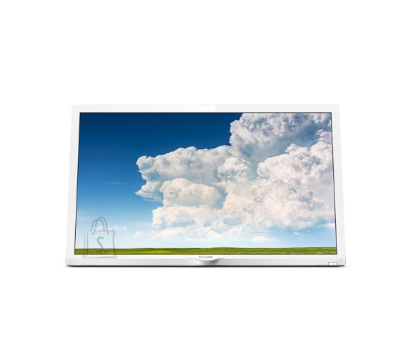 "Philips Philips 24PHS4354/12  24"" (60 cm), LED HD, 1366 x 768, DVB-T/T2/C/S/S2, White"