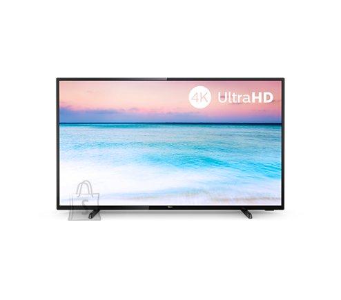 "Philips Philips 6500 series  43PUS6504/12 43"" (108 cm), Smart TV, Ultra HD LED, 3840 x 2160, Wi-Fi, DVB-T/T2/T2-HD/C/S/S2, Black"