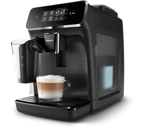 Philips Philips Espresso Coffee maker EP2230/10 Built-in milk frother, Fully automatic, Matte Black