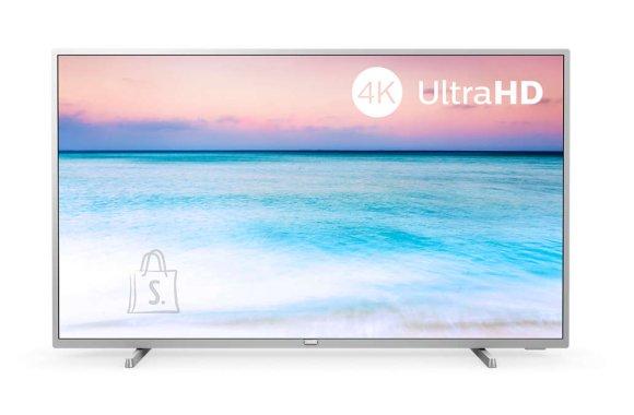 "Philips Philips 55PUS6554/12  55"" (139 cm), Smart TV, 4K UHD LED, 3840 x 2160 pixels, Wi-Fi, DVB-T/T2/T2-HD/C/S/S2, Silver"