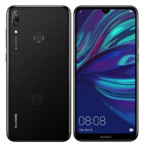 Huawei Y7 Black, 6.26 nutitelefon