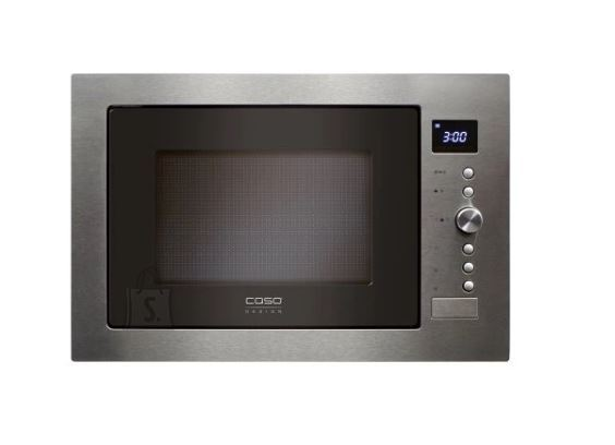 Caso Caso Microwave Oven EMCG 32 Built-in, 32 L, 1000 W, Convection, Grill, Stainless steel