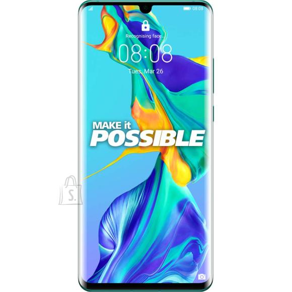 Huawei P30 Pro Aurora Blue nutitelefon