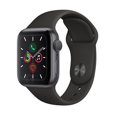 Apple Watch Series 5 GPS, 40mm nutikell