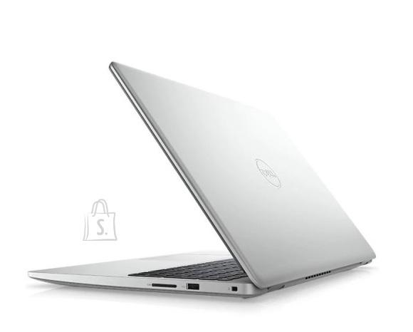 "Dell Dell Inspiron 15 5593 Silver, 15.6 "", Full HD, 1920 x 1080, Matt, Intel Core i5, i5-1035G1, 8 GB, DDR4, SSD 512 GB, NVIDIA GeForce MX230, GDDR5, 2 GB, Linux, 802.11ac, Keyboard language English, Keyboard backlit, Warranty 36 month(s), Battery warranty 12 month(s)"