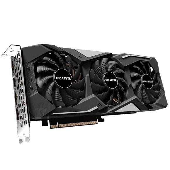 Gigabyte Gigabyte GV-N166SGAMING OC-6GD NVIDIA, 6 GB, GeForce GTX 1660 SUPER, GDDR6, PCI-E 3.0 x 16, Processor frequency 1860  MHz, Memory clock speed 14000  MHz, HDMI ports quantity 1