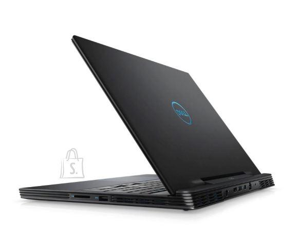 """Dell Dell G5 15 5590 Black, 15.6 """", IPS, Full HD, 144 Hz, 1920 x 1080, Matt, Intel Core i7, i7-9750H, 16 GB, DDR4, HDD 1000 GB, 5400 RPM, SSD 256 GB, NVIDIA GeForce GTX 1660 Ti, GDDR6, 6 GB, Windows 10 Home, 802.11ac, Keyboard language English, Russian, Keyboard backlit, Warranty 36 month(s)"""
