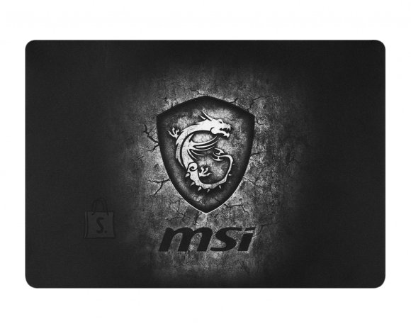 MSI MSI AGILITY GD20 Mouse Pad, 320x220x5mm, Black