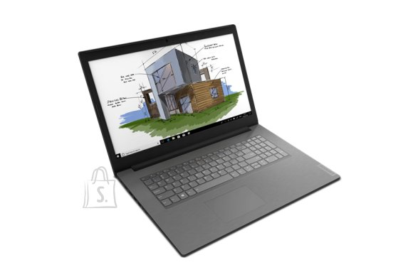 "Lenovo Lenovo Essential V340-17IWL Iron Gray, 17.3 "", IPS, Full HD, 1920 x 1080, Matt, Intel Core i7, i7-8565U, 8 GB, SSD 256 GB, NVIDIA GeForce MX230, GDDR5, 2 GB, 9.0mm DVD±RW, Windows 10 Pro, 802.11 ac, Bluetooth version 4.1, Keyboard language English, Warranty 12 month(s), Battery warranty 12 month(s)"