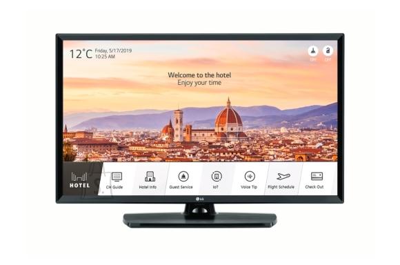 """LG LG 32LT661HBZA 32"""" (81 cm), Smart TV, HD, 1366 x 768 pixels, Wi-Fi, DVB-T2/C/S2, Black"""