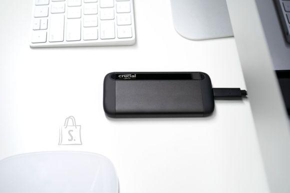Crucial väline kõvaketas X8 500 GB