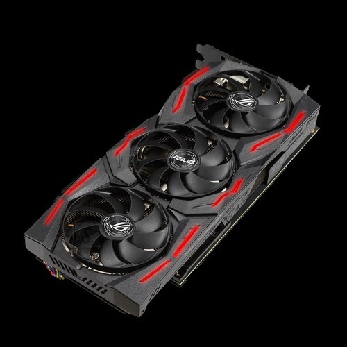 Asus Asus ROG-STRIX-RTX2060S-8G-EVO-GAMING NVIDIA, 8 GB, GeForce RTX 2060 SUPER, GDDR6, PCI Express 3.0, Processor frequency 1650  MHz, HDMI ports quantity 2, Memory clock speed 14000 MHz