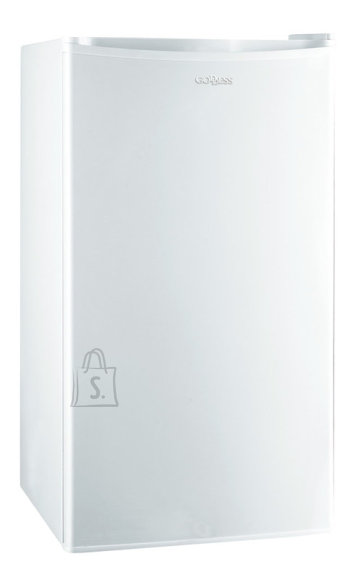 Goddess Goddess Refrigerator GODRSD083GW8A A+, Free standing, Larder, Height 83.1 cm, Fridge net capacity 81 L, Freezer net capacity 10 L, 42 dB, White