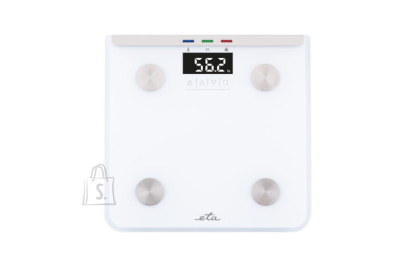 ETA ETA Scales Laura ETA078190000 Body analyzer, Maximum weight (capacity) 180 kg, Accuracy 100 g, White