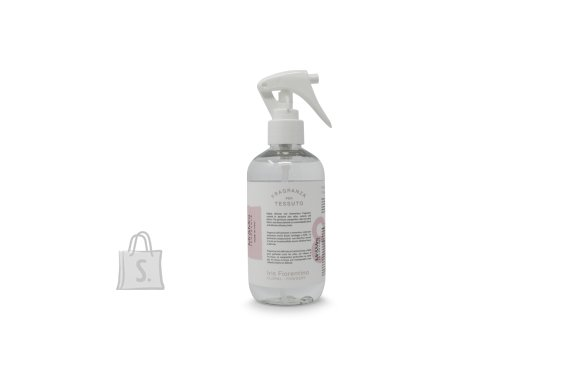 Mr&Mrs Mr&Mrs Laundy spray TESSUTO JLAUSPR080 Iris Fiorentino: Floral-Powdery, 250 ml