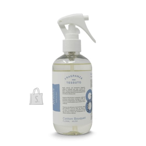 Mr&Mrs Mr&Mrs Laundy spray TESSUTO JLAUSPR0801 Cotton Bouquet: Bergamot, Eucalyptus, Musk, 250 ml