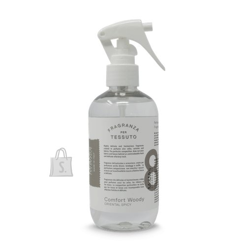 Mr&Mrs Mr&Mrs Laundy spray TESSUTO JLAUSPR082 Comfort Woody: Bergamot, Orange Blossom, Cedar Wood, 250 ml