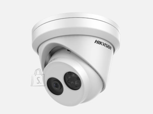 Hikvision IP Camera DS-2CD2363G0-IU Dome, 6 MP, 2.8mm/F2.0, Power over Ethernet (PoE), IP66,  H.264+, H.265+, Micro SD, Max.128GB