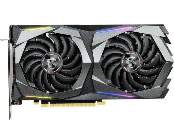 MSI MSI GeForce GTX 1660 Ti GAMING NVIDIA, 6 GB, GeForce GTX 1660 Ti, GDDR6, PCI Express x16 3.0, Processor frequency 1770 MHz, HDMI ports quantity 1, Memory clock speed 12000 MHz