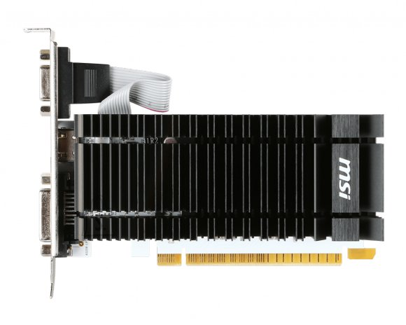 MSI MSI N730K-2GD3H/LP NVIDIA, 2 GB, GeForce GT 730, DDR3, PCI Express 2.0, HDMI ports quantity 1, Memory clock speed 1600 MHz, DVI-D ports quantity 1, VGA (D-Sub) ports quantity 1, Processor frequency 902 MHz