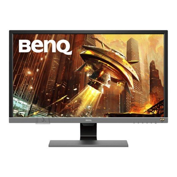 """BenQ Benq EL2870U 27.9 """", TN, UHD, 16:9, 1 ms, 300 cd/m?, Metallic Grey"""