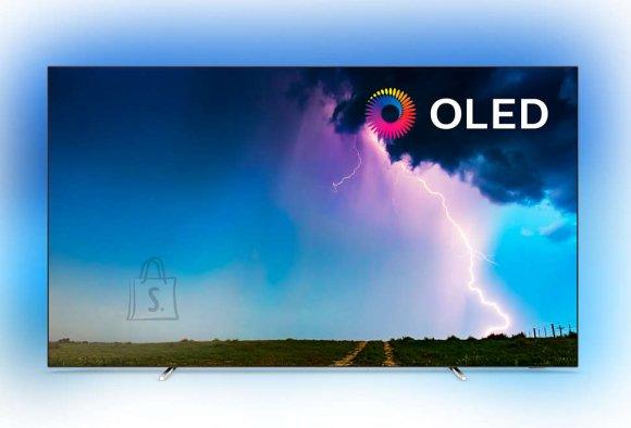 "Philips Philips 55OLED754/12 55"" (139 cm), Smart TV, 4K UHD OLED, 3840 x 2160 pixels, Wi-Fi, DVB-T/T2/T2-HD/C/S/S2, Black"