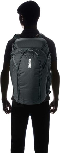 "Thule Thule Landmark 60L TLPM-160 Fits up to size 15 "", Obsidian, Backpack"