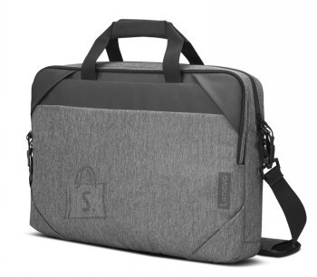 "Lenovo Lenovo Topload Business Casual Charcoal Grey, Waterproof, 15.6 "", Shoulder strap, Notebook carrying case"