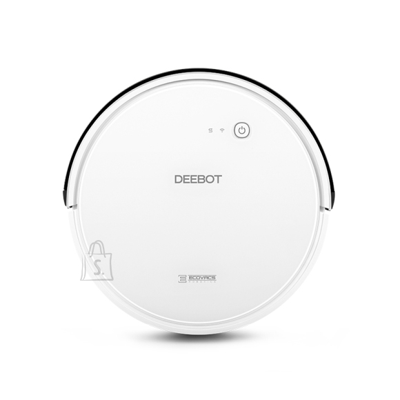 Ecovacs Ecovacs Vacuum cleaner DEEBOT 600 EU Warranty 24 month(s), Battery warranty 24 month(s), Robot, White, 20 W, 0.52 L, 65 dB, Cordless, 20 V