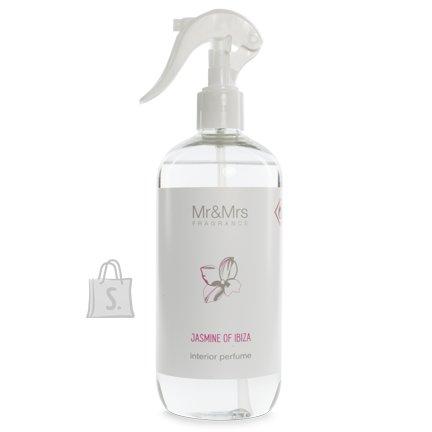 Mr&Mrs Mr&Mrs BLANC Jasmine of ibiza JBLASPR030 500 ml, Home Fragrance Sprayer