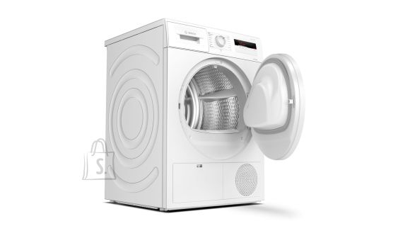 Bosch Bosch Dryer Mashine WTH8307LSN Energy efficiency class A+, Front loading, 7 kg, Heat pump, LED, Depth 60 cm, White